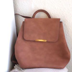 Villanova Suede backpack